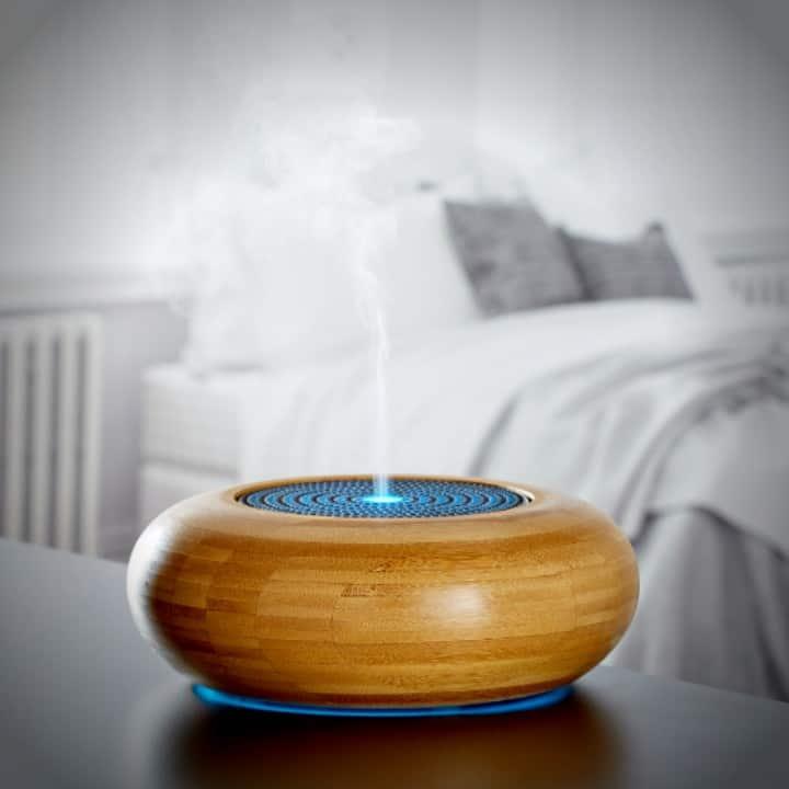 Medabyzen Arran aroma diffúzor fényterápiával